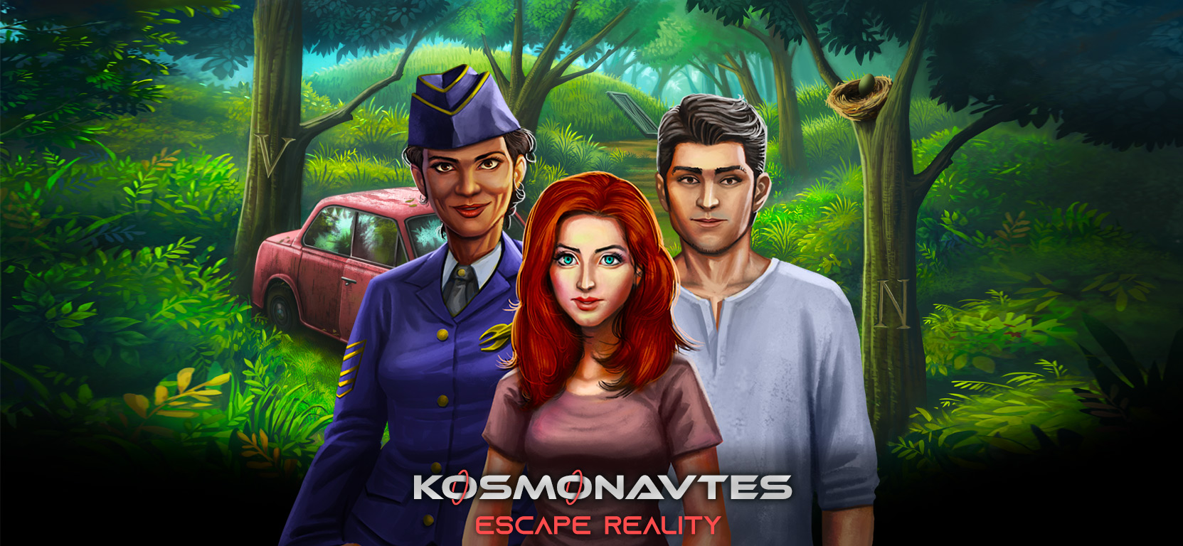 Kosmonavtes: Escape Reality